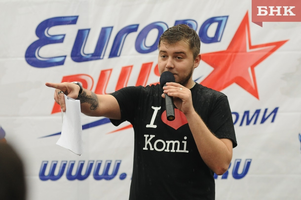 """Промоакция мультифестиваля """"Ыбица-2014"""" - """"Выше только облака"""""""