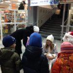 """Новый год в МФК """"Торговый Двор"""""""